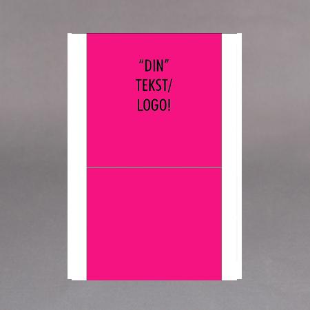 Folie. All tekst/logo kan lev.