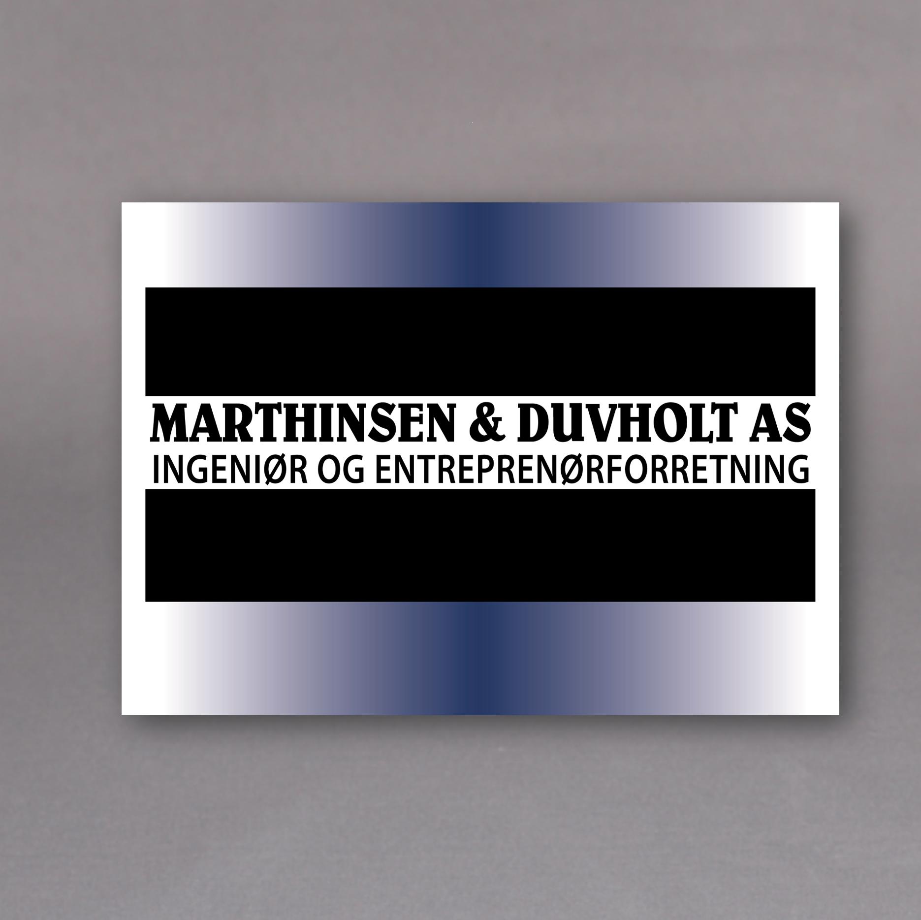 Tekst/logo i alle farger