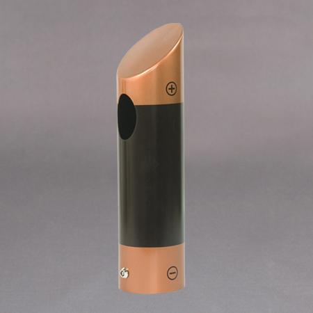 Batteri/ retur dispenser