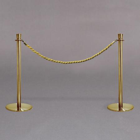 Gull tau 150cm - Gull stolpe
