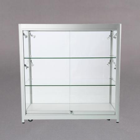 90x90x45cm 2x7mm glasshyller
