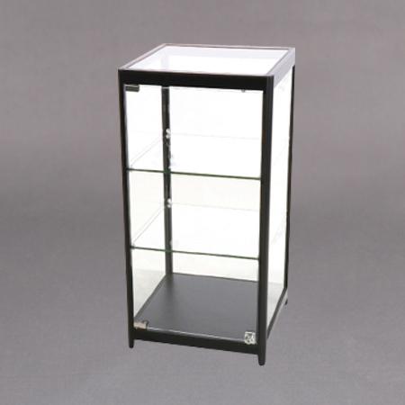 45x90x45cm. 2x 7mm glasshyller