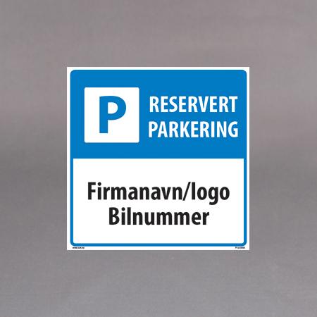 Blå og hvit farge, firma/logo