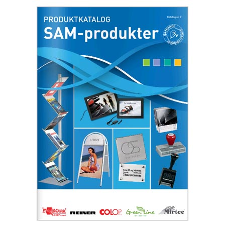 Vår katalog | SAM produkter AS